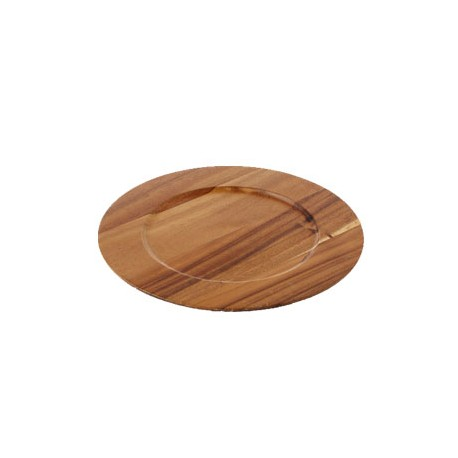 Home Essentials Round Charger Plate