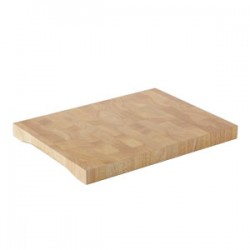 Kitchen Essentials Medium Rectangular End-Grain Board