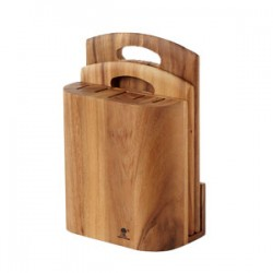 Kitchen Essentials Knife Block