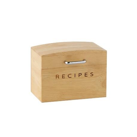 Kitchen Essentials Small Recipe Box