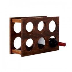 Kitchen Essentials  6-Bottled Stackable Wine Rack