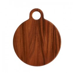 Bubble Large Round Handled Serving/Chopping Board