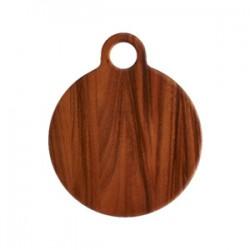 Bubble Medium Round Handled Serving/Chopping Board