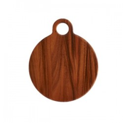 Bubble Small Round  Handled Serving/Chopping Board