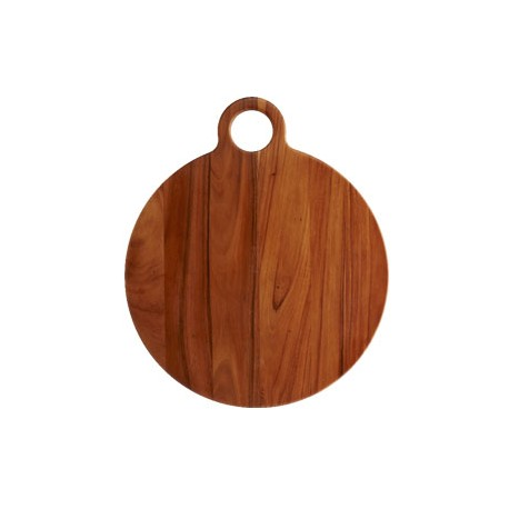 Bubble Extra-large Round   Handled Serving/Chopping Board