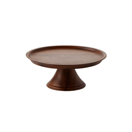 "Fusion Large  Cake Stand (Fit with Glass Dome Dia. 10"")"