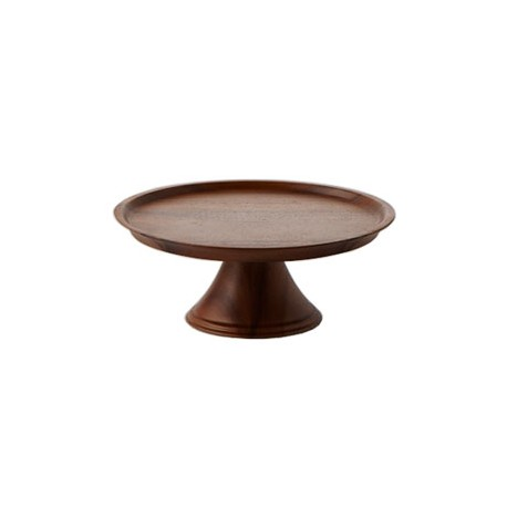 "Fusion Medium Cake Stand (Fit with Glass Dome Dia. 9"")"