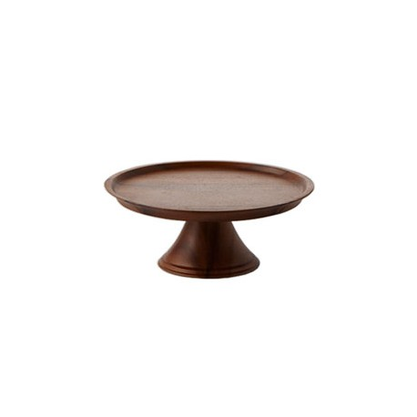 "Fusion Small Cake Stand (Fit with Glass Dome Dia. 8"")"