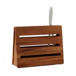 Trio Knife Stand,Black Eva Feet
